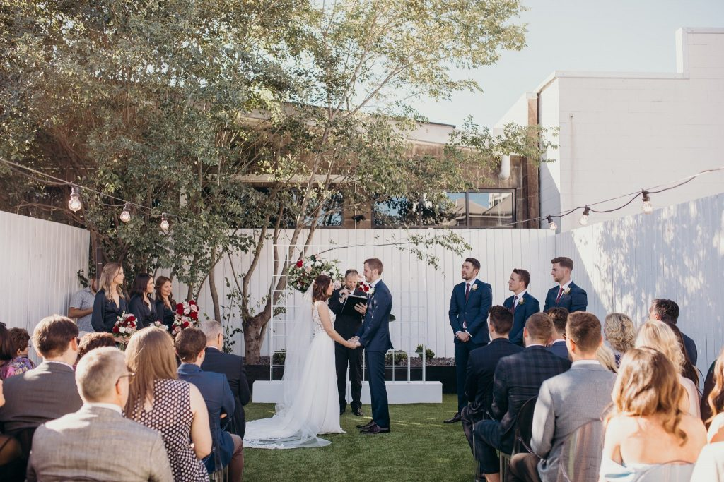 weddings at the refinery