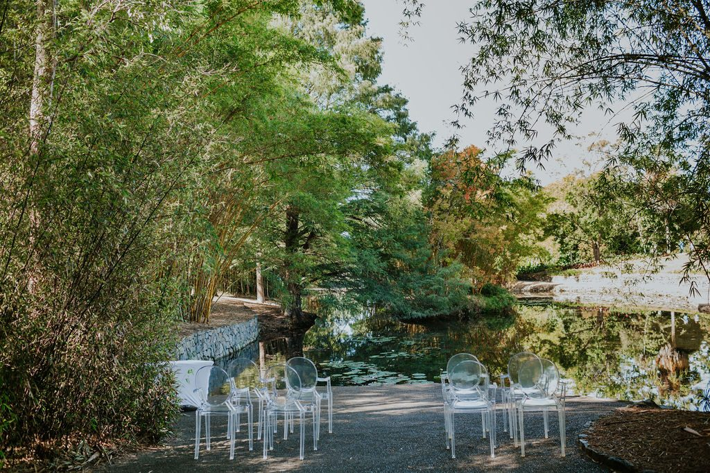 Elopements at Mt Coot-tha Botanic Gardens