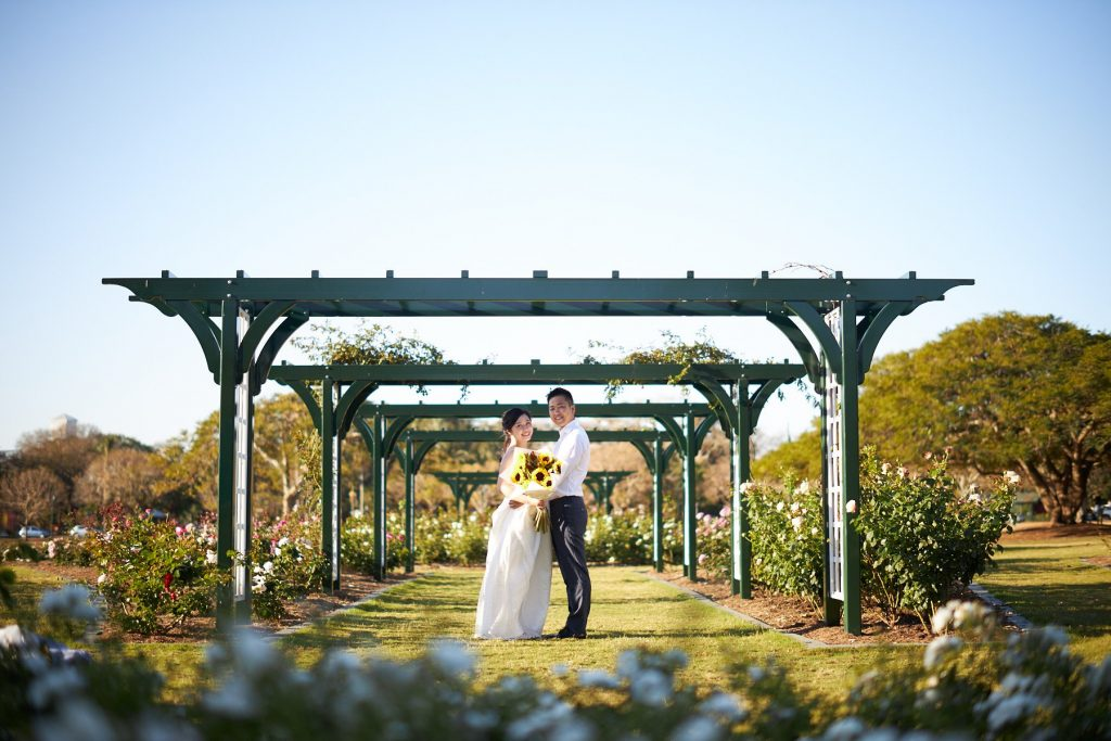 New Farm Park Elopement