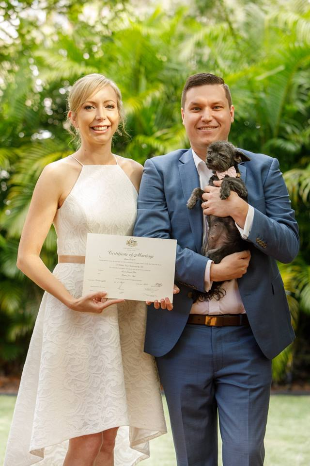 legals only wedding Celebrant Brisbane