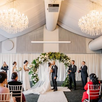 Victoria Park wedding