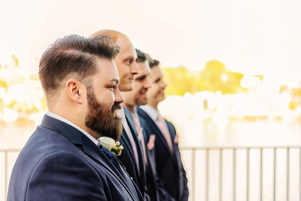 Brisbane Powerhouse Wedding Ceremony