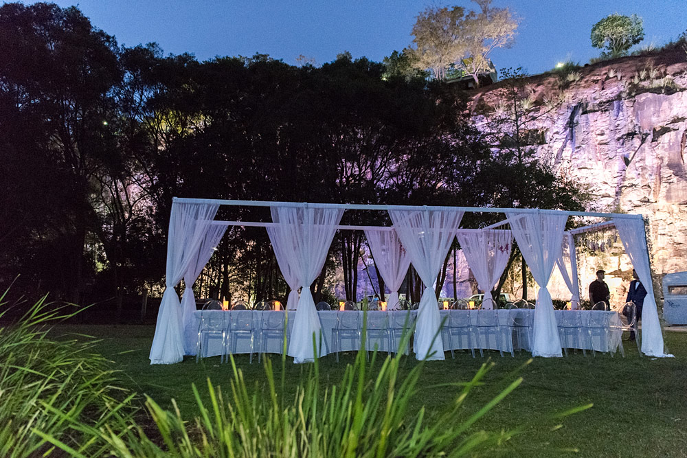 Brisbane Wedding Arbour