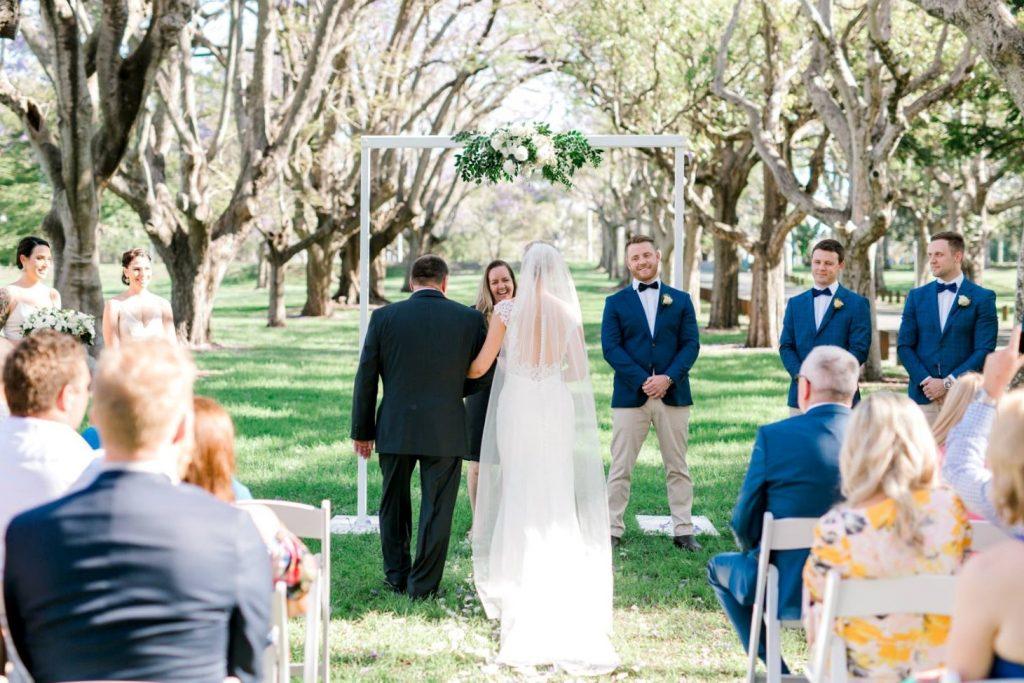 Brisbane wedding Celebrant Cara Hodge
