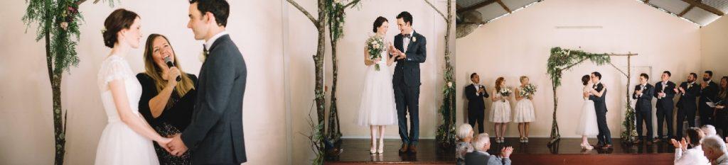 Brookfield wedding with Celebrant Cara