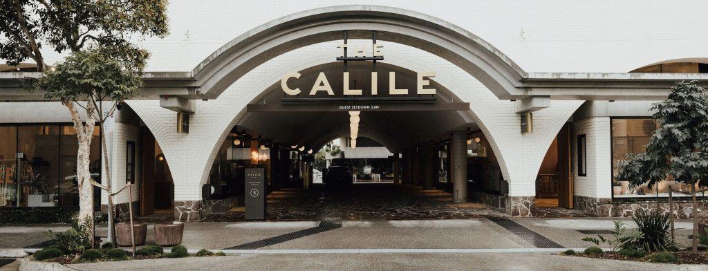 Calile Hotel Brisbane wedding venue