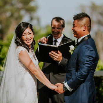 Celebrant Victoria Park Wedding