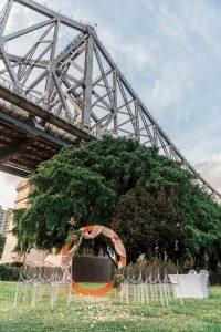 Ceremony Arbour Hire Brisbane