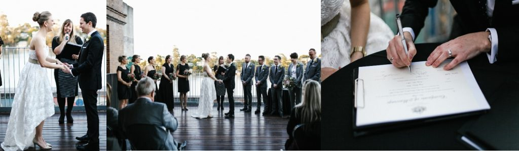 Female celebrant Brisbane Cara Hodge