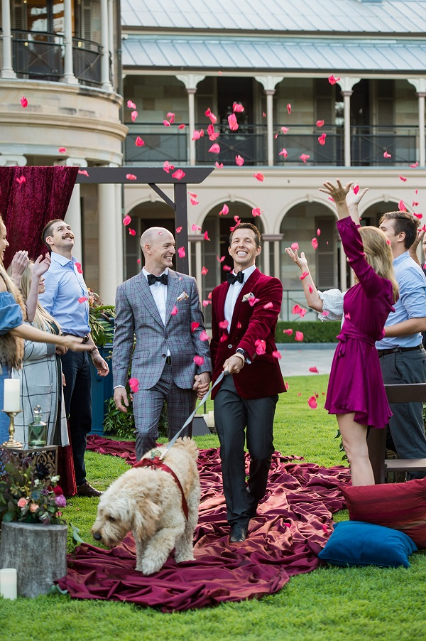 LGBTQI wedding Celebrant Brisbane