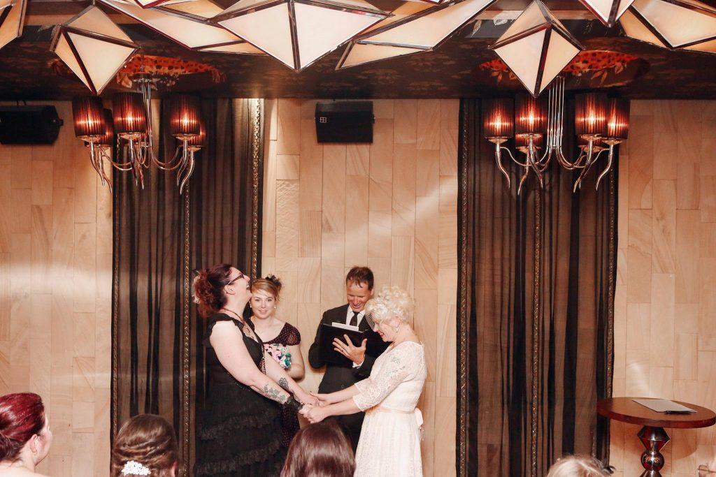 Lesbian wedding Brisbane