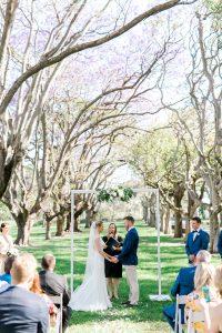 Park wedding Brisbane