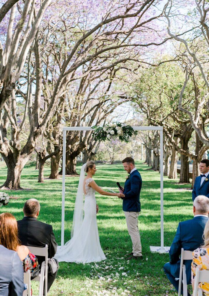 wedding vows Brisbane