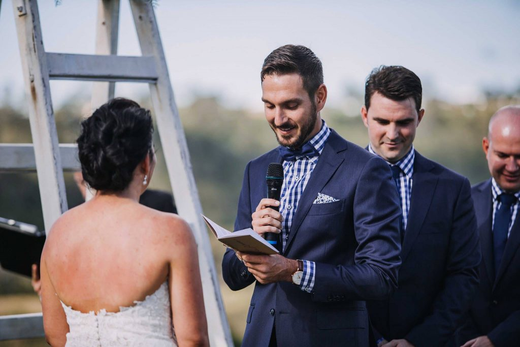 Preston Peak Wedding Celebrant