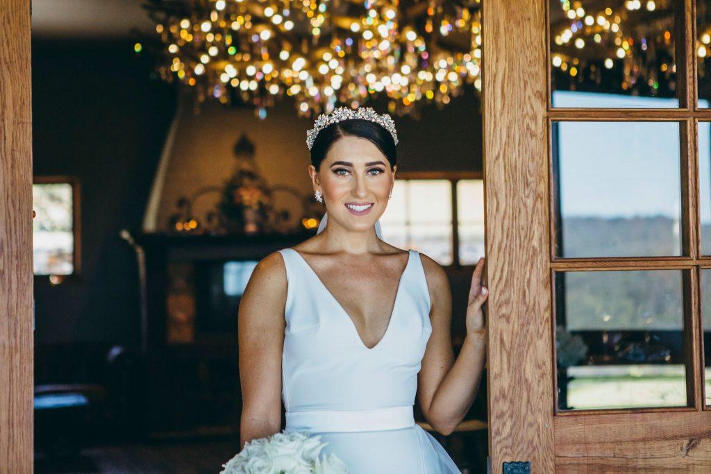 wedding crown bride