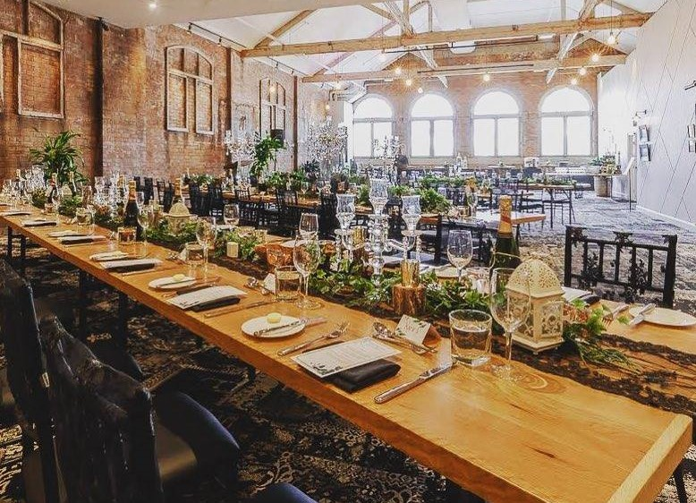 The Warehouse Brisbane wedding venue