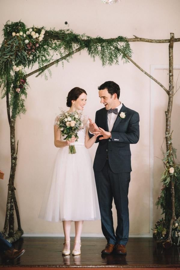 Upper Brookfied Hall wedding
