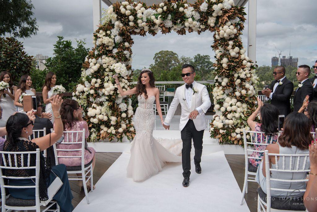Victoria Park wedding Celebrant