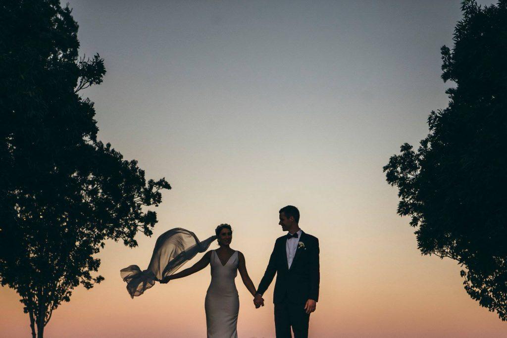 gorgeous Preston Peak winery wedding