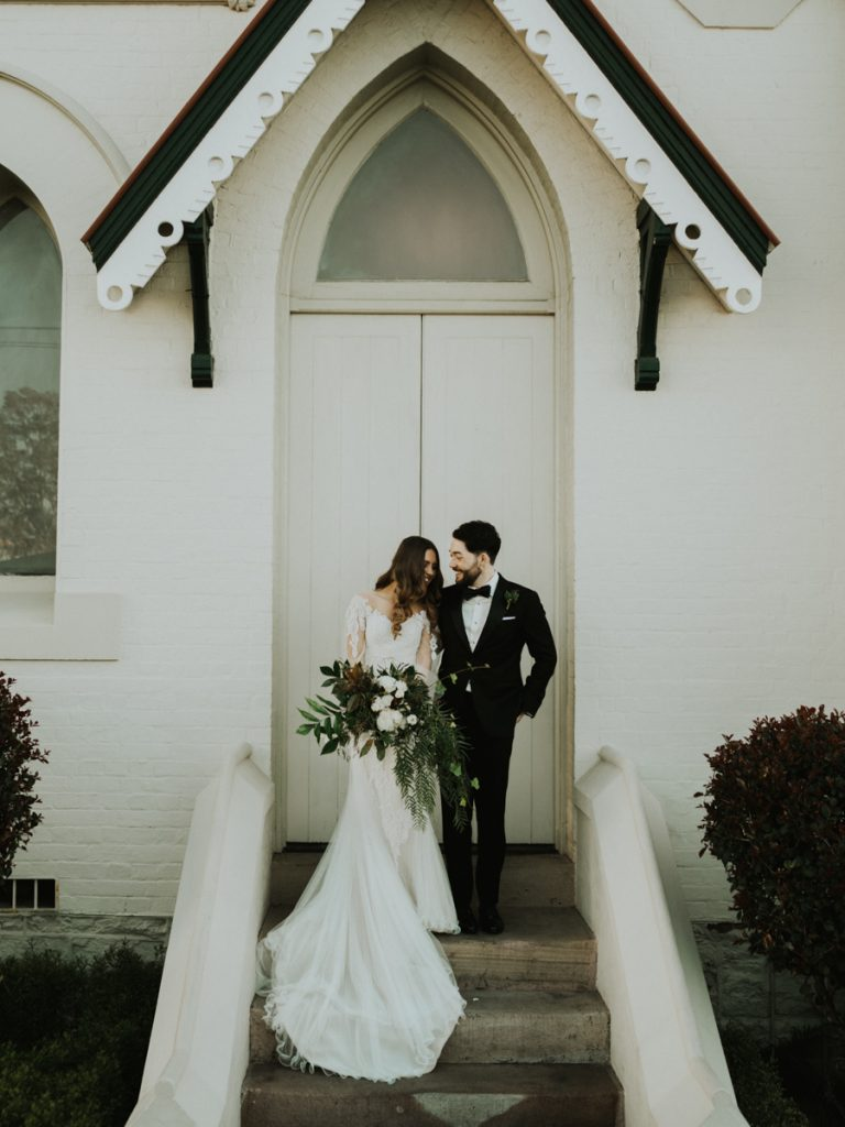 Highchurch wedding photo