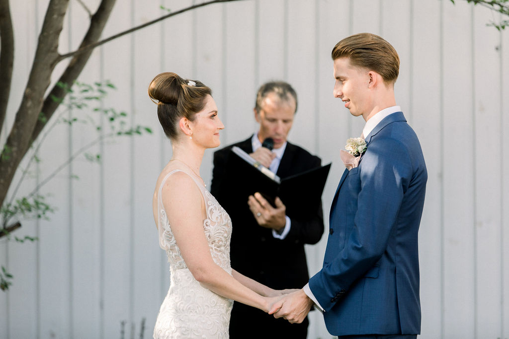 engaging wedding ceremony Brisbane
