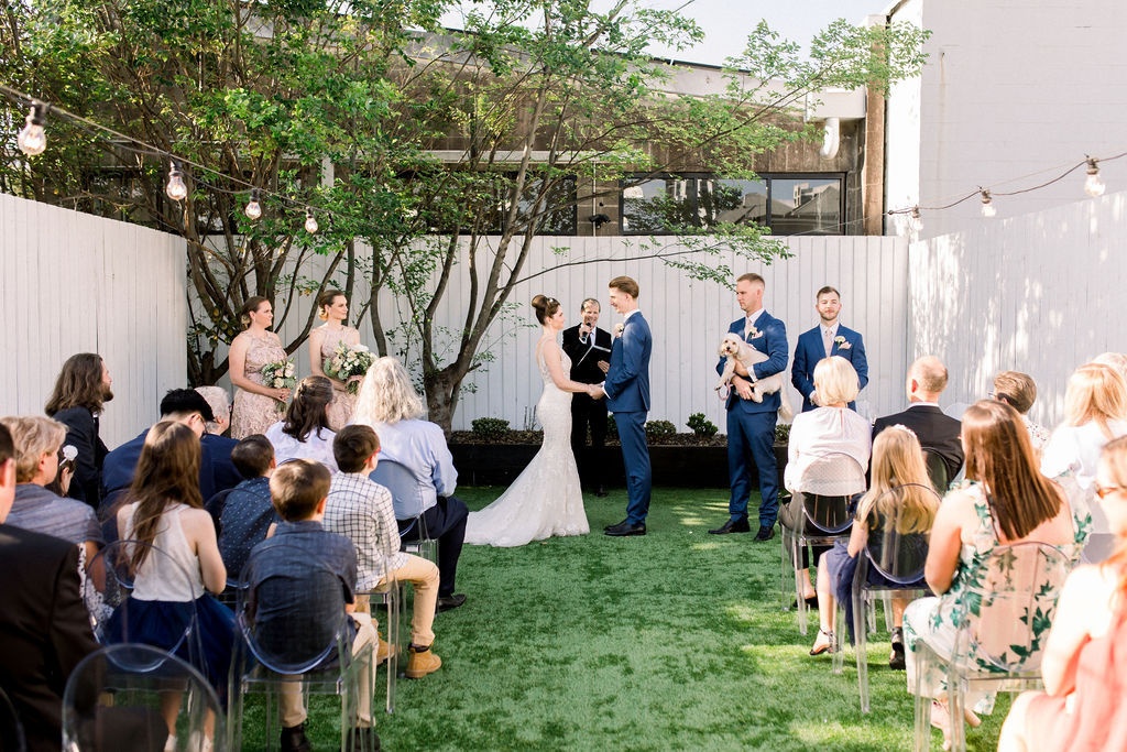 Refinery Wedding Celebrant