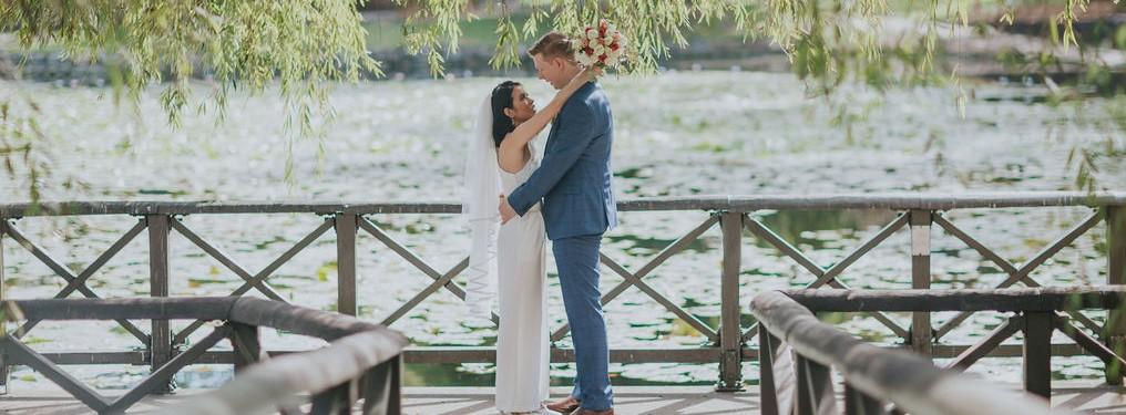 Elopement wedding Brisbane