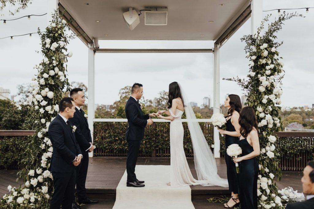 Bespoke wedding ceremony Brisbane