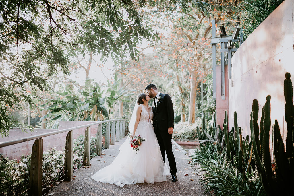 Roma Street Parkland wedding celebrant Jamie Eastgate