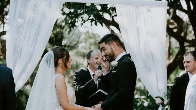 Roma Street Parkland wedding Celebrant