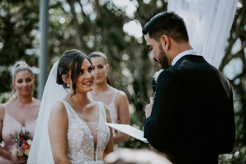 Wedding Celebrant Roma Street Park Brisbane