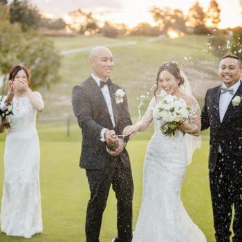 Victoria Park wedding photography