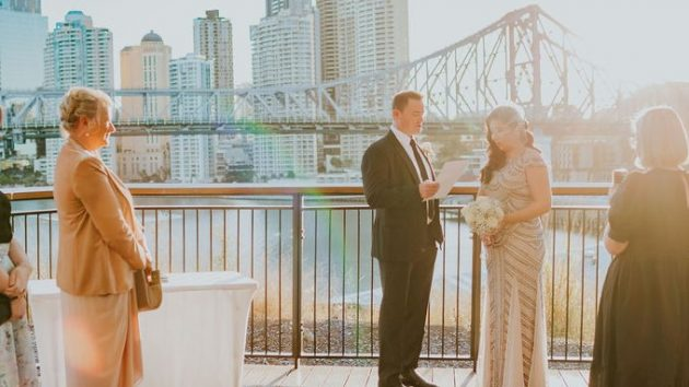 Brisbane elopement ideas