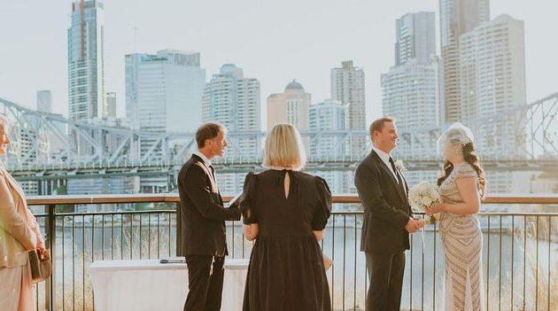 elopement in Brisbane City