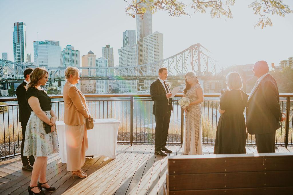 elopement in Brisbane