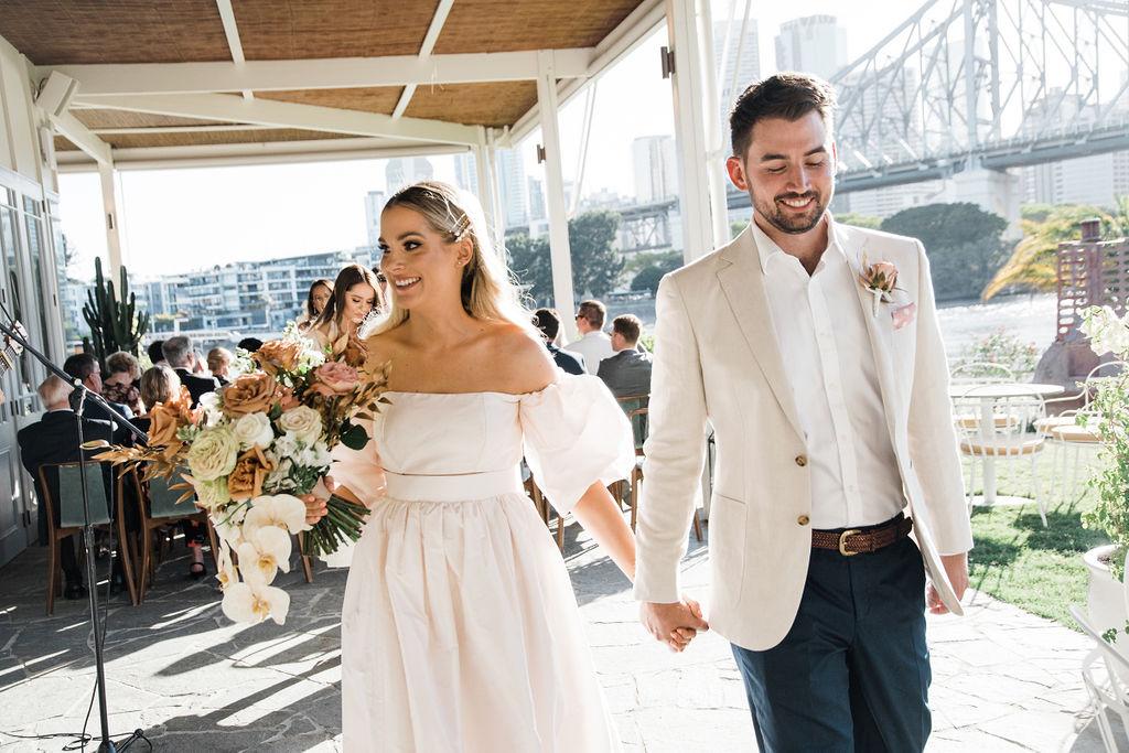 Bougainvillea House wedding photos