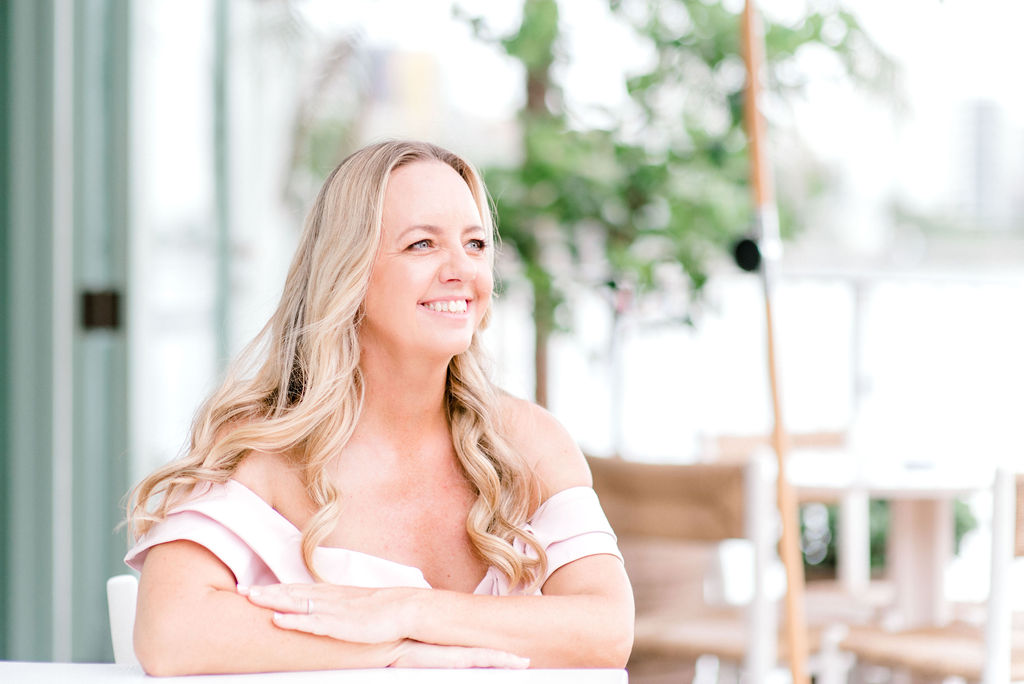 Female wedding Celebrant Brisbane