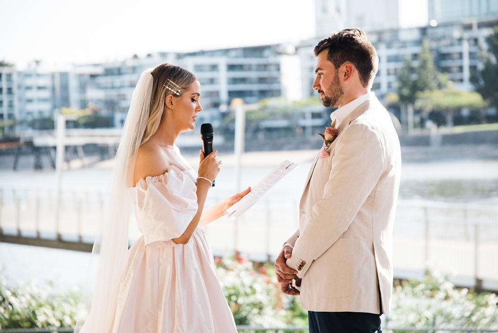 Howard Smiths Wharves wedding Celebrants