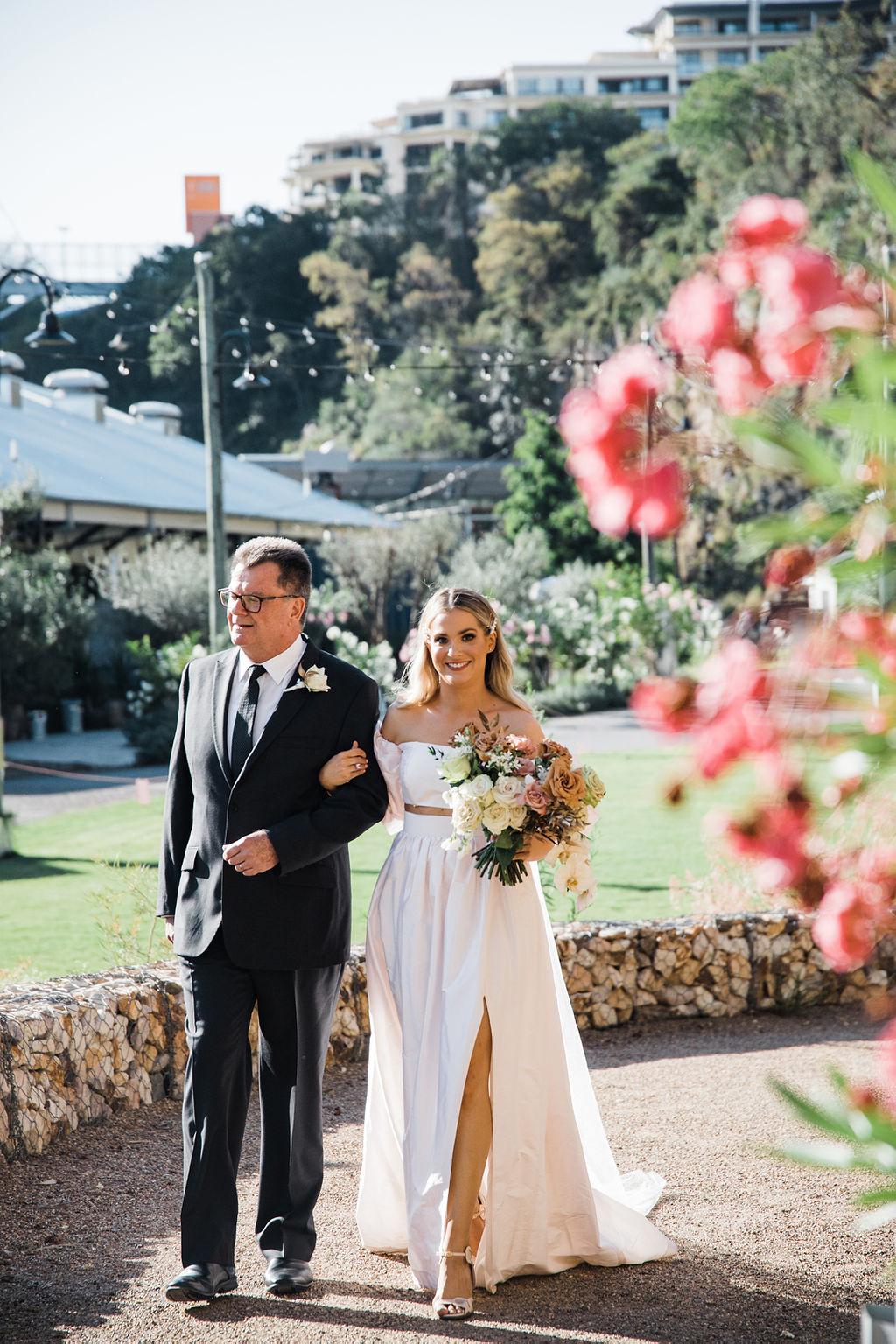 Howard Smiths Wharves wedding Celebrant Cara Hodge