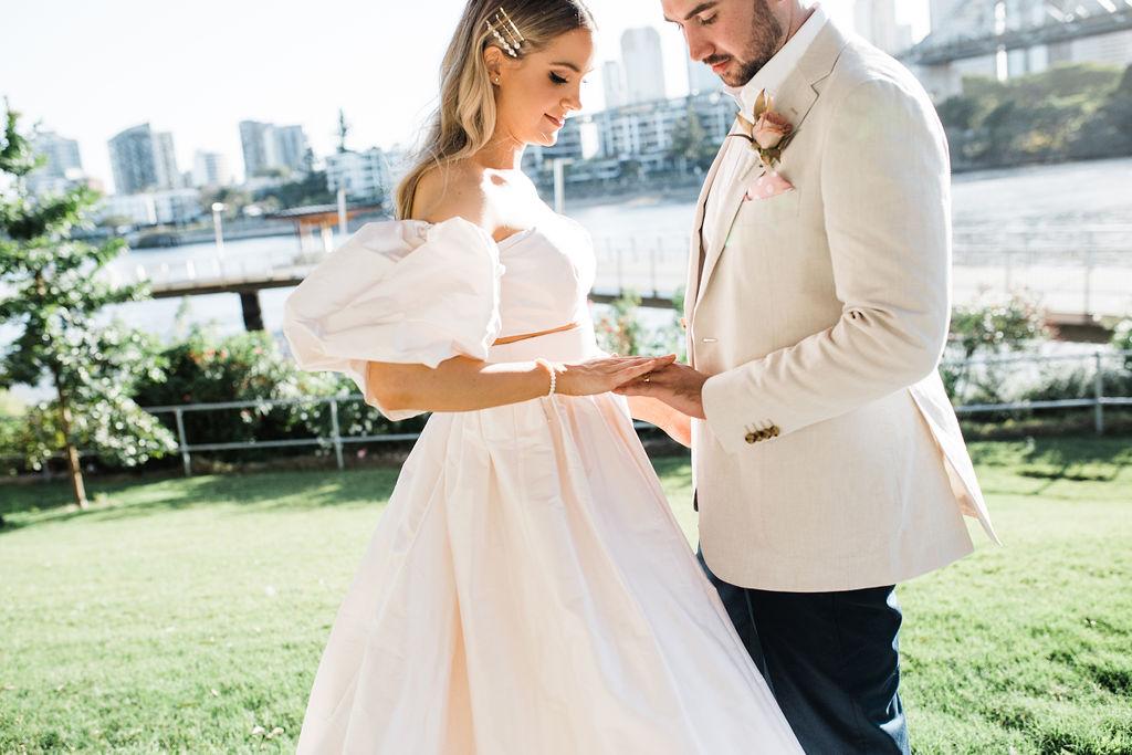 Howard Smiths Wharves weddings