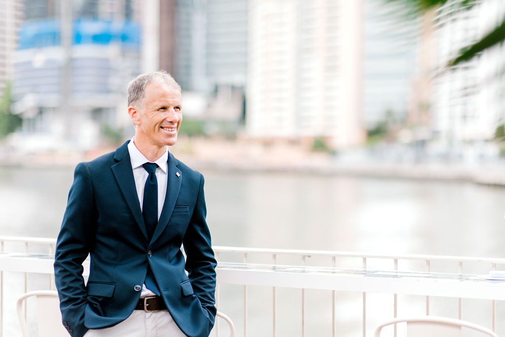 Male Celebrant Brisbane