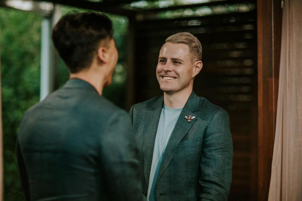 same sex elopement Brisbane