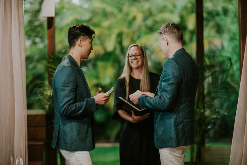 two grooms eloped