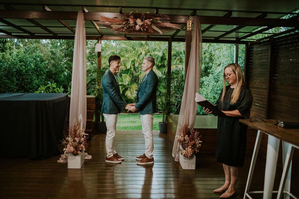 elopement Celebrant Brisbane