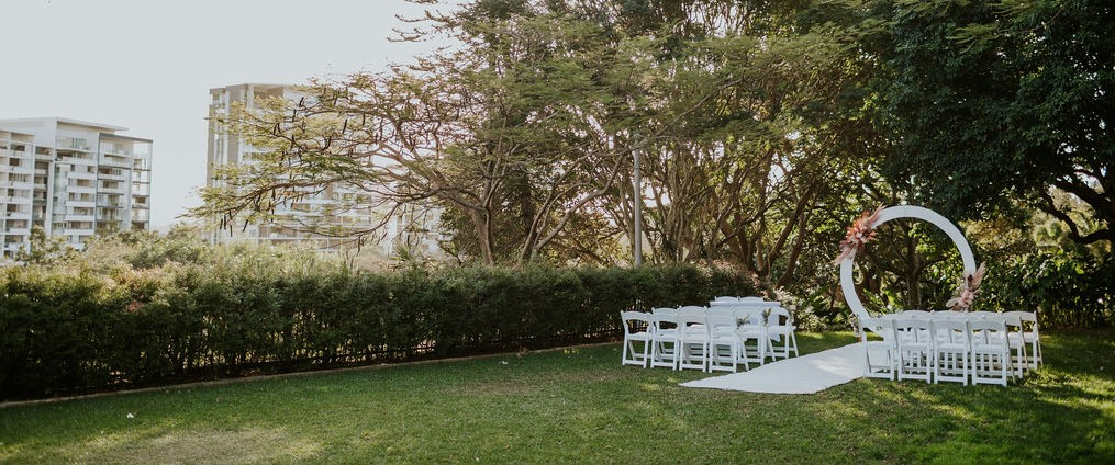 recommended wedding venue Brisbane city