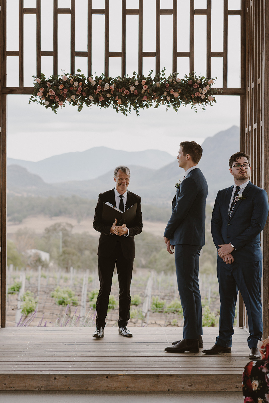 Wedding Celebrant Jamie Eastgat