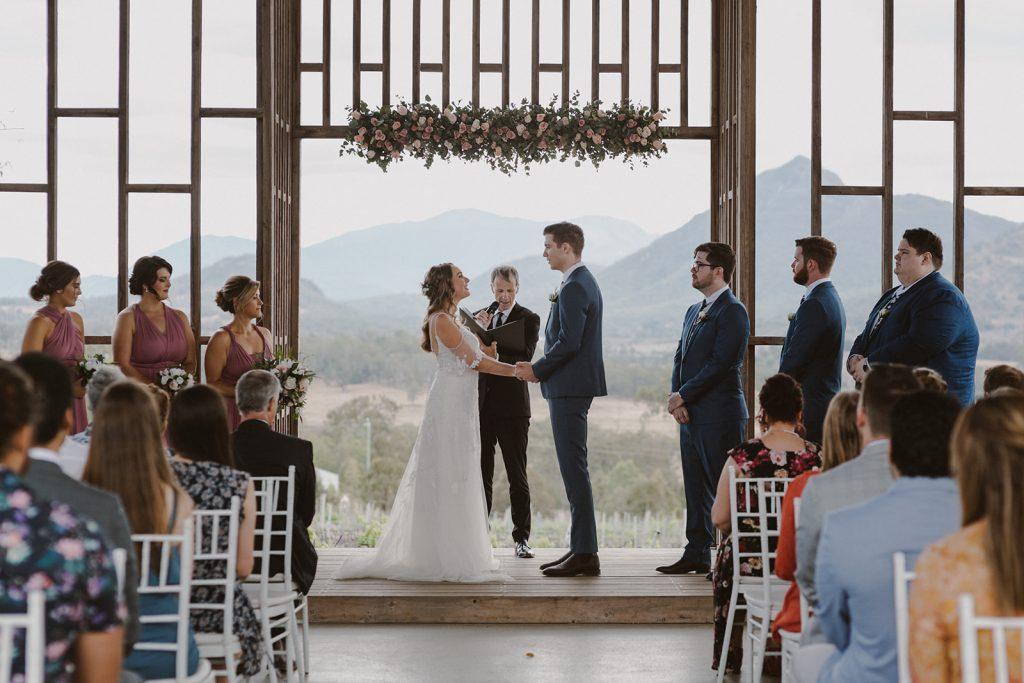 Kooroomba Chapel Wedding