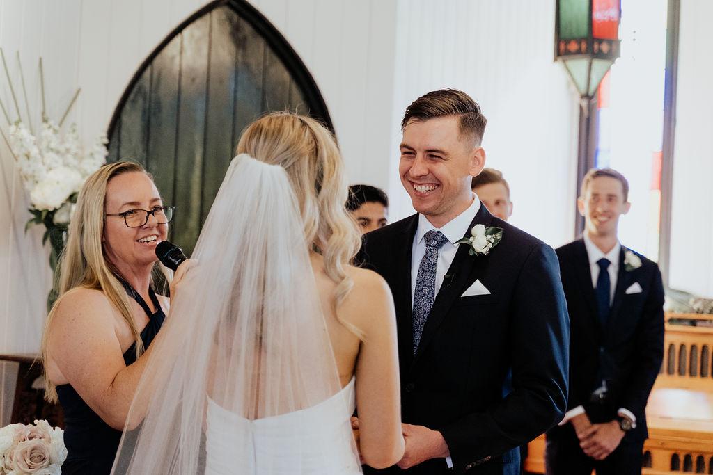 Broadway Chapel wedding