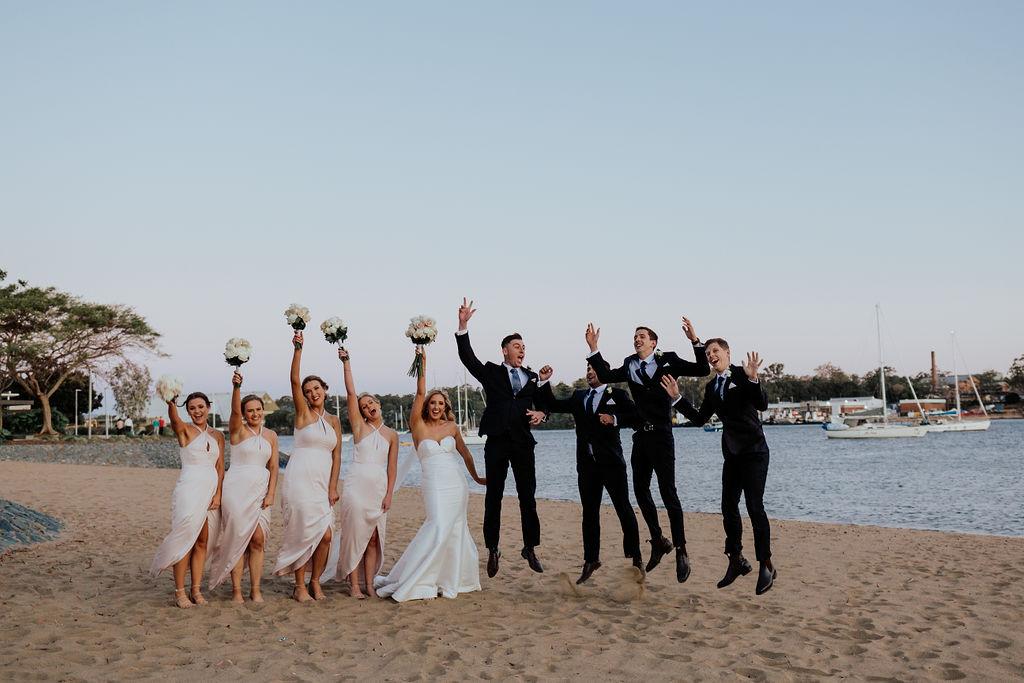 Brisbane wedding location photos