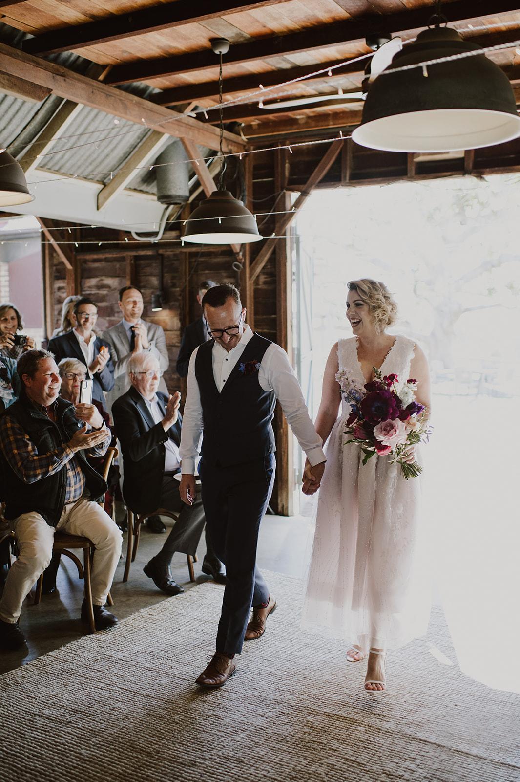Celebrant-Spicers-Hidden-Vale-winter-wedding-ceremony